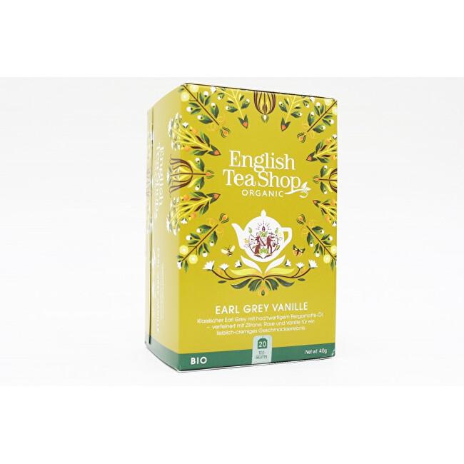 English Tea Shop Vanilka a Earl Grey 20 sáčků