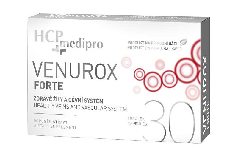 Venurox Forte 30 tob.