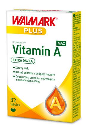 Zobrazit detail výrobku Walmark Vitamín A 32 tobolek