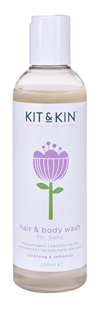 Vlasový a tělový šampón 250 ml