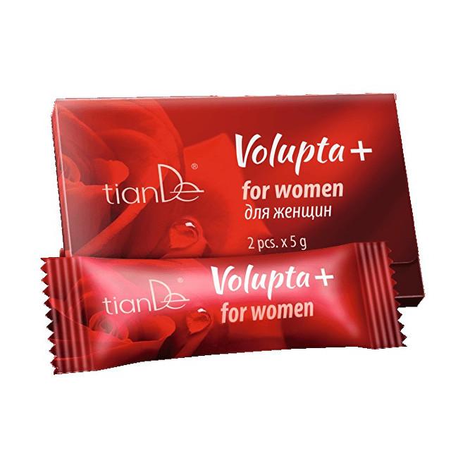 Zobrazit detail výrobku tianDe Volupta+ - intimní gel pro ženy 2x5 g