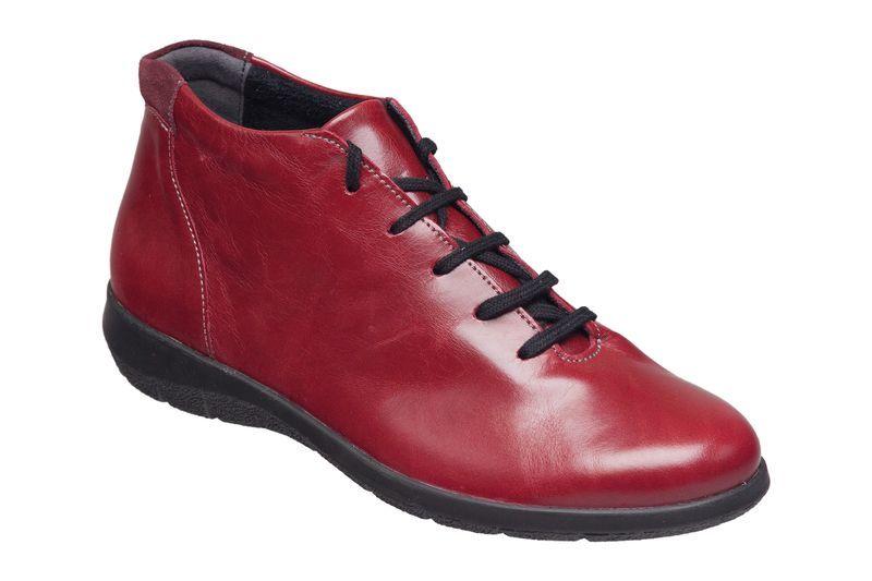 SANTÉ Zdravotní obuv dámská CS/6602 SCARLET červená 36