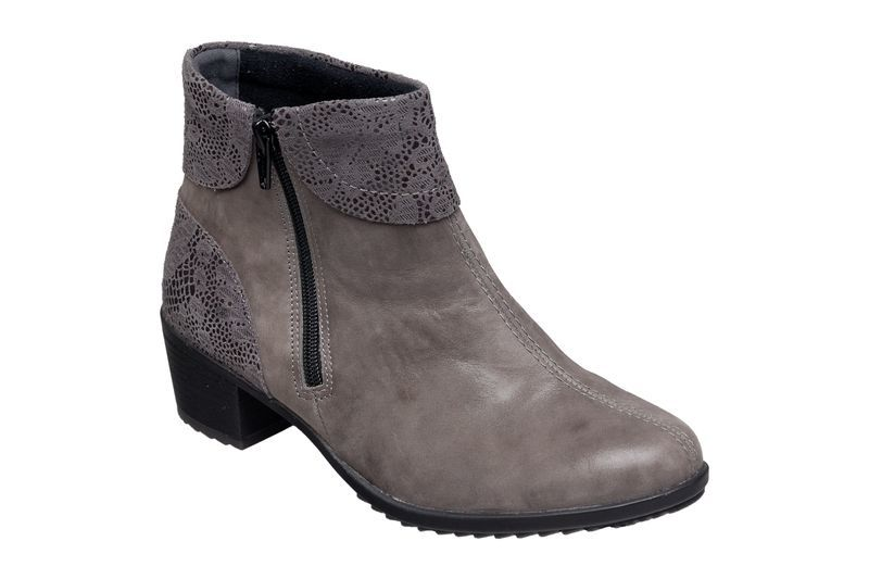 SANTÉ Zdravotní obuv dámská CS/9902 PEWTER 37