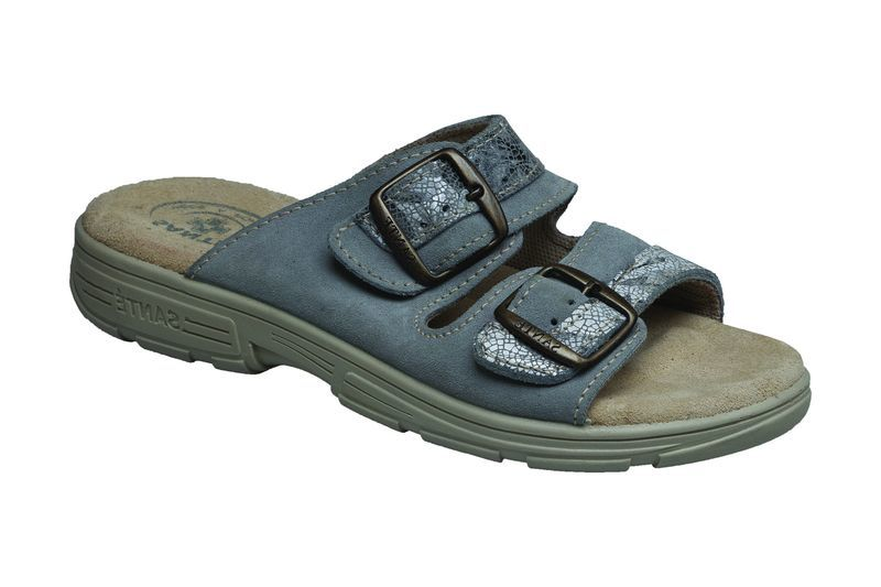 Zobrazit detail výrobku SANTÉ Zdravotní obuv dámská DM/125/33/18R/SP šedá 36
