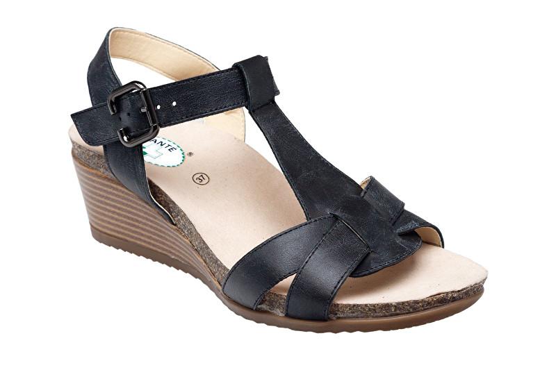 Zobrazit detail výrobku SANTÉ Zdravotní obuv dámská EKS/152-31 BLACK černá 37