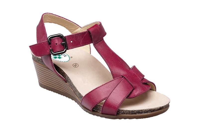 Zobrazit detail výrobku SANTÉ Zdravotní obuv dámská EKS/152-31 PERSIA vínová 37