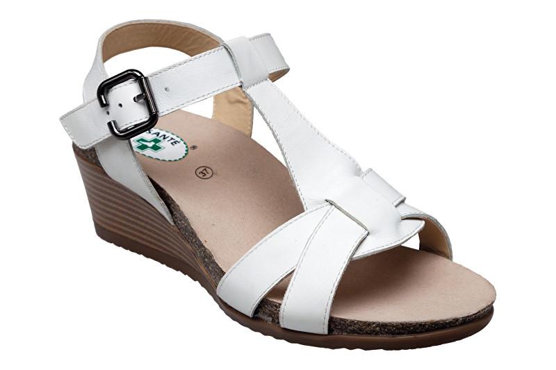 Zobrazit detail výrobku SANTÉ Zdravotní obuv dámská EKS/152-31 WHITE bílá 37