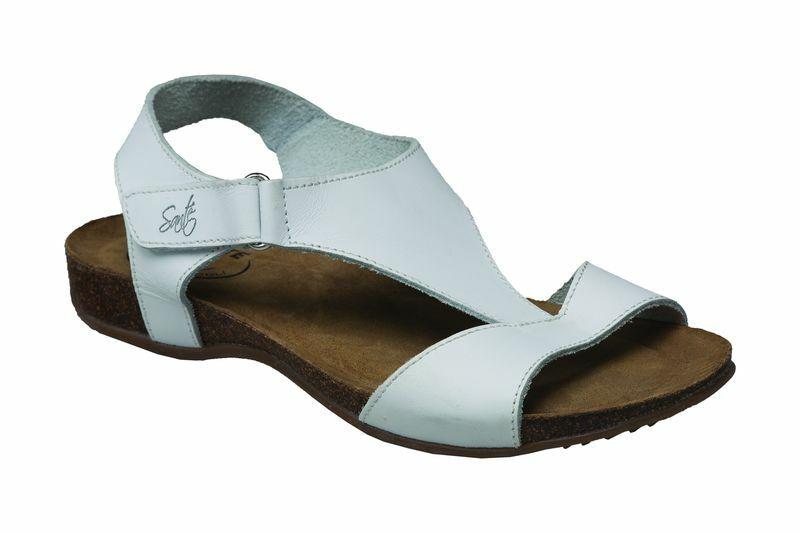 Zobrazit detail výrobku SANTÉ Zdravotní obuv dámská IB/4420 bílá 42