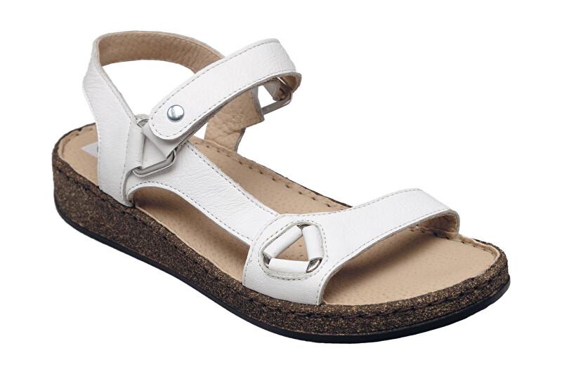 Zobrazit detail výrobku SANTÉ Zdravotní obuv dámská LI/35871 bílá 36