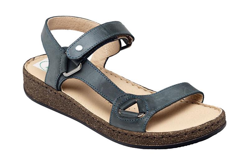 Zobrazit detail výrobku SANTÉ Zdravotní obuv dámská LI/35871 JEANS 40