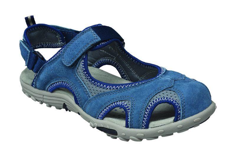 Zobrazit detail výrobku SANTÉ Zdravotní obuv dámská MDA/704-10 HECTOR modrá 41