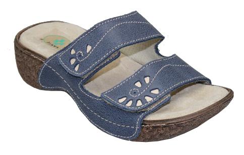 Zobrazit detail výrobku SANTÉ Zdravotní obuv dámská N/109/4/86 modrá 36