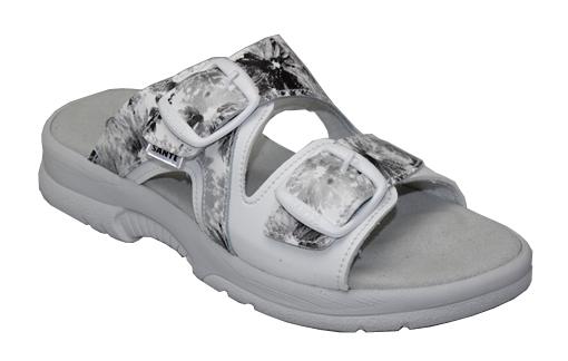 Zobrazit detail výrobku SANTÉ Zdravotní obuv dámská N/517/55/11K/10BP bílá 36