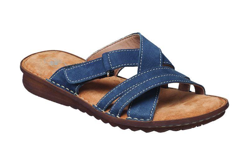 Zobrazit detail výrobku SANTÉ Zdravotní obuv dámská RE/319-008 DENIM modrá 41