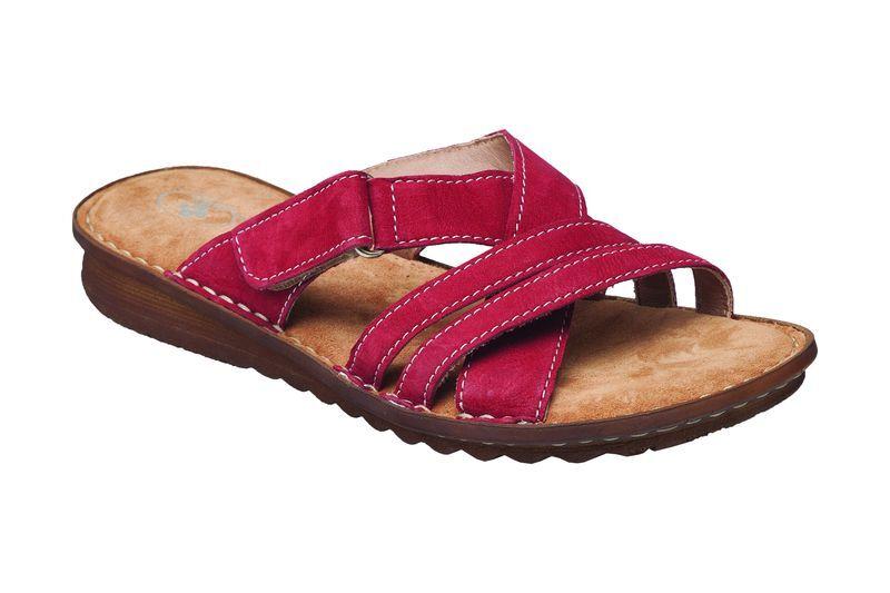 Zobrazit detail výrobku SANTÉ Zdravotní obuv dámská RE/319-008 LACCA červená 37