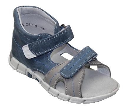 Zobrazit detail výrobku SANTÉ Zdravotní obuv dětská N/950/803/84/13 modrá 35