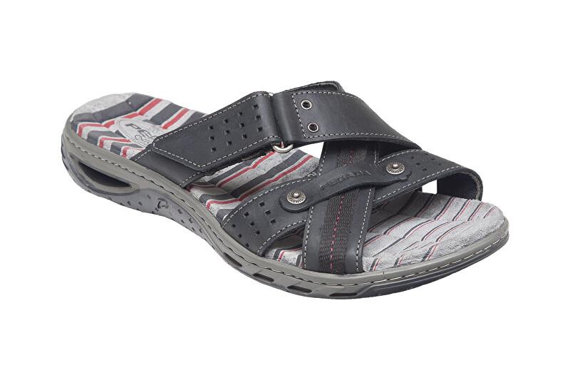 Zobrazit detail výrobku SANTÉ Zdravotní obuv pánská PE/31601-08 NERO černá 42