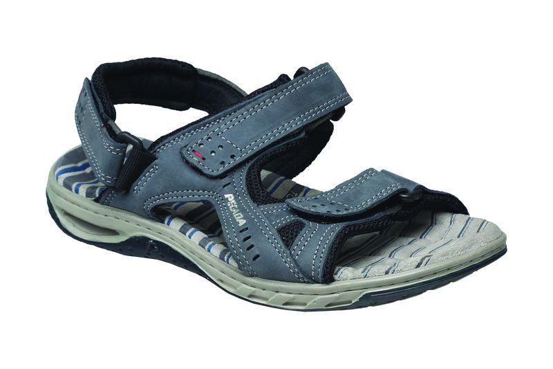 SANTÉ Zdravotní obuv pánská PE/31604-04 ATLANTICO modrá 42