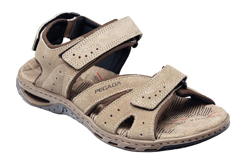 SANTÉ Zdravotná obuv pánska PE / 31656-04 RATO hnedá 44