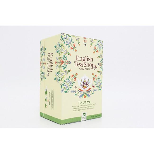 Zobrazit detail výrobku English Tea Shop Zklidnění 20 sáčků