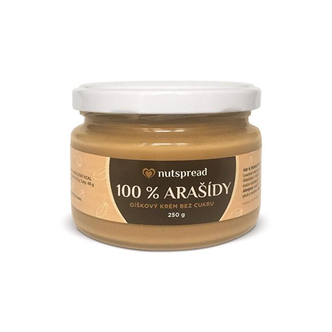 Zobrazit detail výrobku Nutspread 100% arašídové máslo Nutspread 1 kg