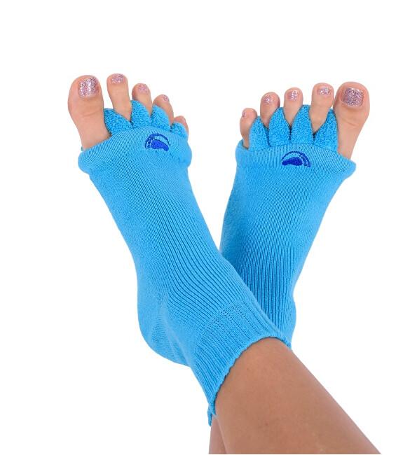 Zobrazit detail výrobku Pro nožky Adjustační ponožky BLUE S