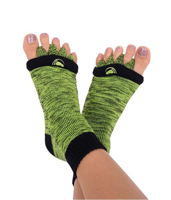 Zobrazit detail výrobku Pro nožky Adjustační ponožky GREEN S