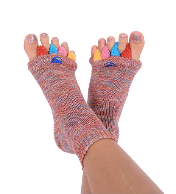 Zobrazit detail výrobku Pro nožky Adjustační ponožky MULTICOLOR S