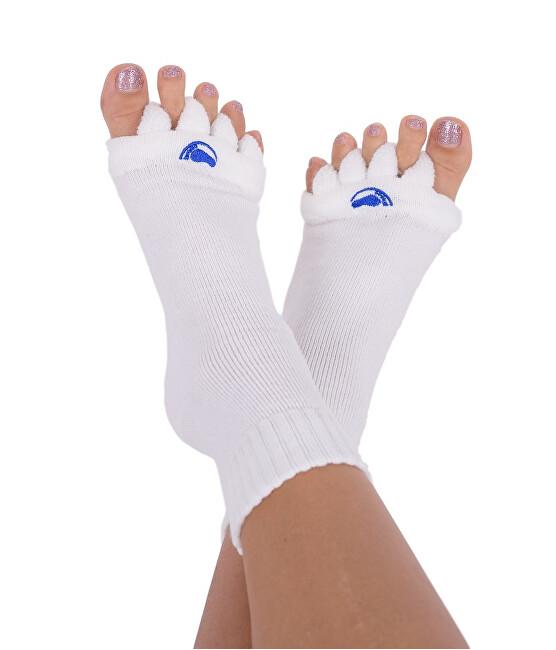 Zobrazit detail výrobku Pro nožky Adjustační ponožky OFF WHITE S