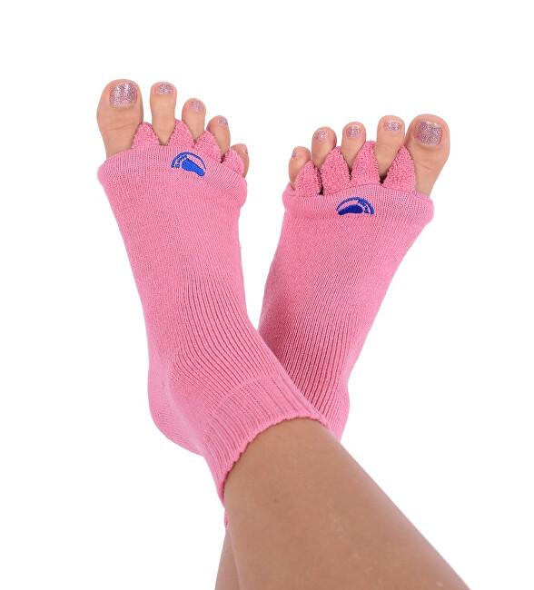 Zobrazit detail výrobku Pro nožky Adjustační ponožky PINK S