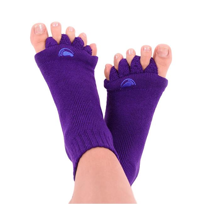 Zobrazit detail výrobku Pro nožky Adjustační ponožky PURPLE S