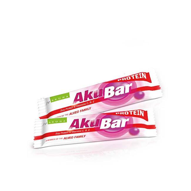 Akuna AkuBar Protein 20 tyčinek