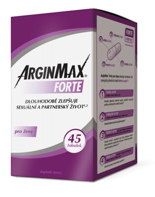 Zobrazit detail výrobku Simply You ArginMax Forte pro ženy 45 tobolek