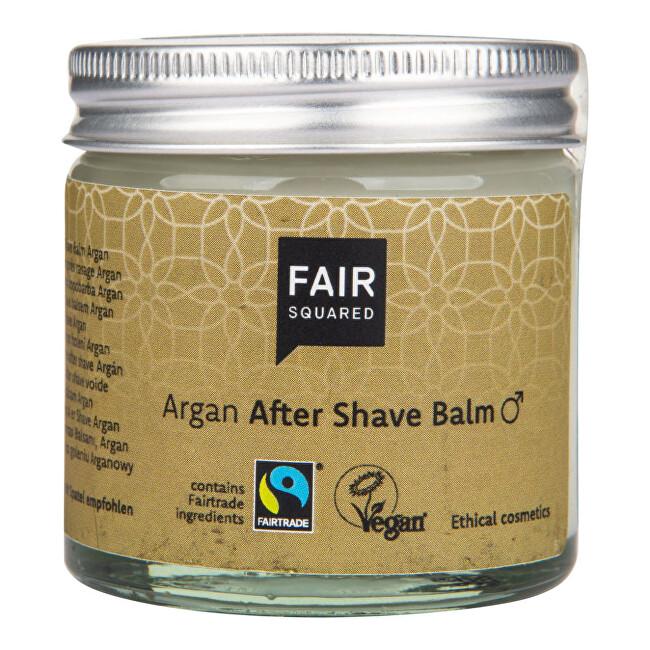 FAIR SQUARED Balzám po holení pro muže argan 50 ml ZWP