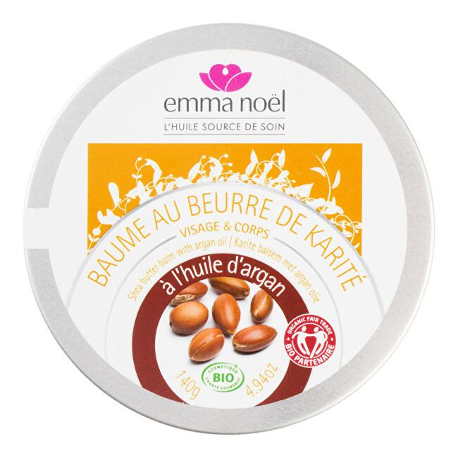 Zobrazit detail výrobku Emma Noël Balzám s karité a arganovým olejem 150 ml BIO