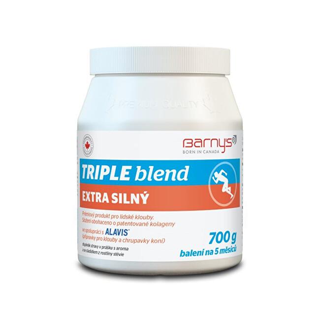 Zobrazit detail výrobku Barny´s Barny`s Triple Blend Extra Silný 700 g se stévií