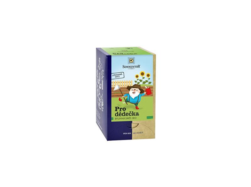 Zobrazit detail výrobku Sonnentor Bio bylinná směs Pro dědečka 27 g