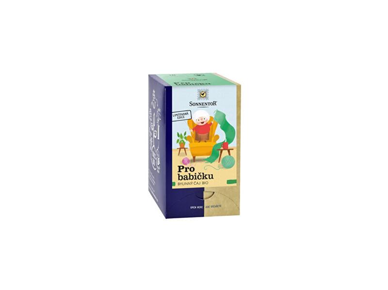 Zobrazit detail výrobku Sonnentor Bio bylinný čaj Pro babičku 27g