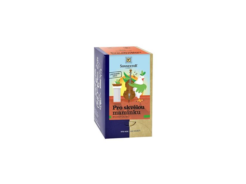 Zobrazit detail výrobku Sonnentor Bio bylinný čaj Pro skvělou maminku 27g