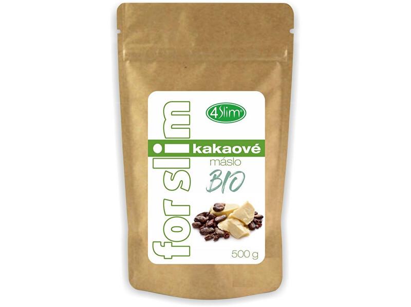 4Slim Bio Kakaové máslo 500g