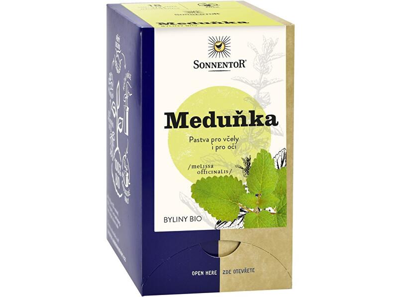 Zobrazit detail výrobku Sonnentor Bio Meduňka porcovaná 21,6g