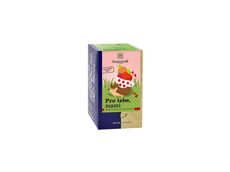 Zobrazit detail výrobku Sonnentor Bio ovocný čaj Pro tebe mami 54g