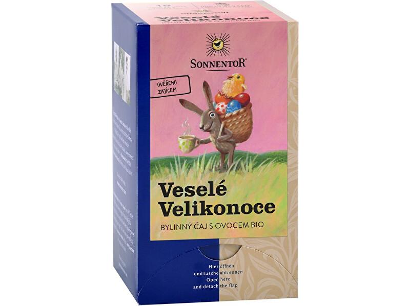 Zobrazit detail výrobku Sonnentor Bio Veselé velikonoce bylinná směs porcovaný 27g