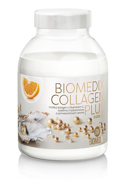 Zobrazit detail výrobku Biomedix Biomedix Collagen Plus 400 g - pomeranč