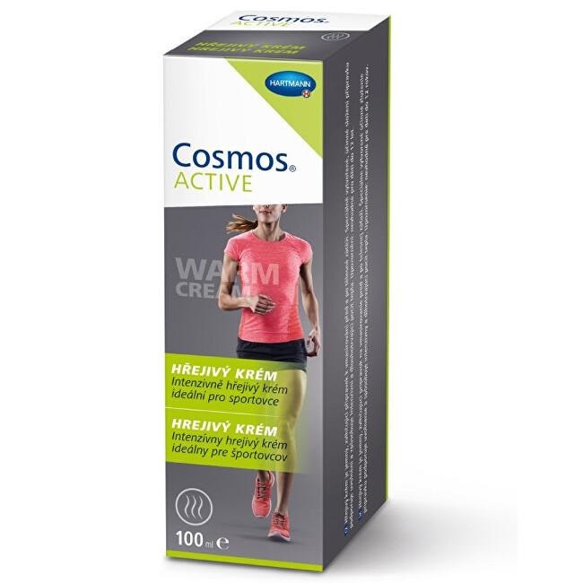 Cosmos Active - Hřejivý krém 100 ml