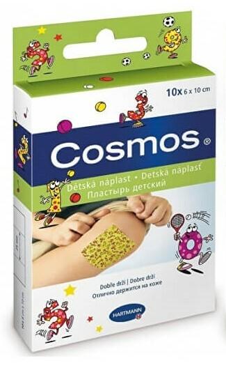 Cosmos Cosmos dětská náplast 10 ks