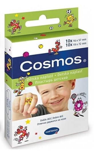 Cosmos Cosmos dětská náplast 2 velikosti 20 kusů
