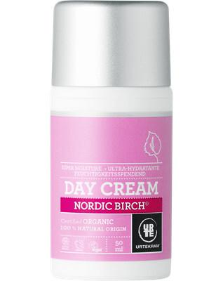 Urtekram Denní pleťový krém severská bříza BIO 50ml
