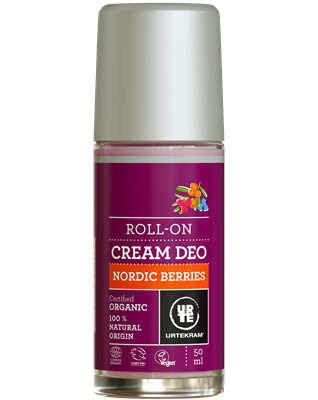 Deodorant roll on krémový Nordic Berries BIO 50ml