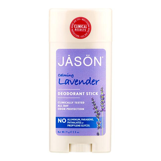 Zobrazit detail výrobku JASON Deodorant tuhý levandule 71 g